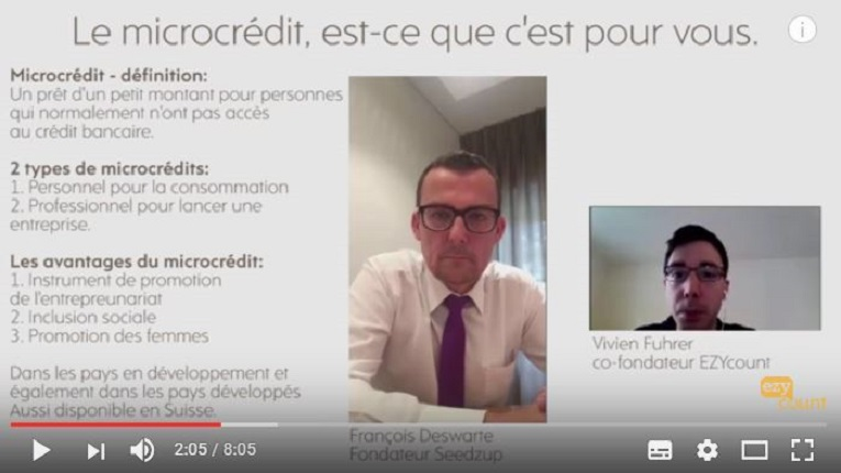Interview Microcrédit