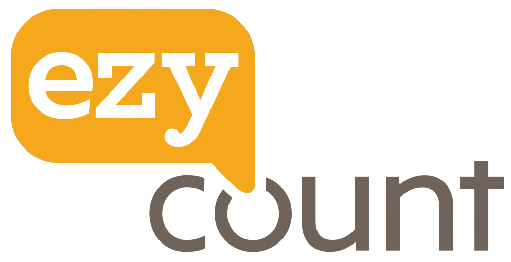 logo EZYcount transparent
