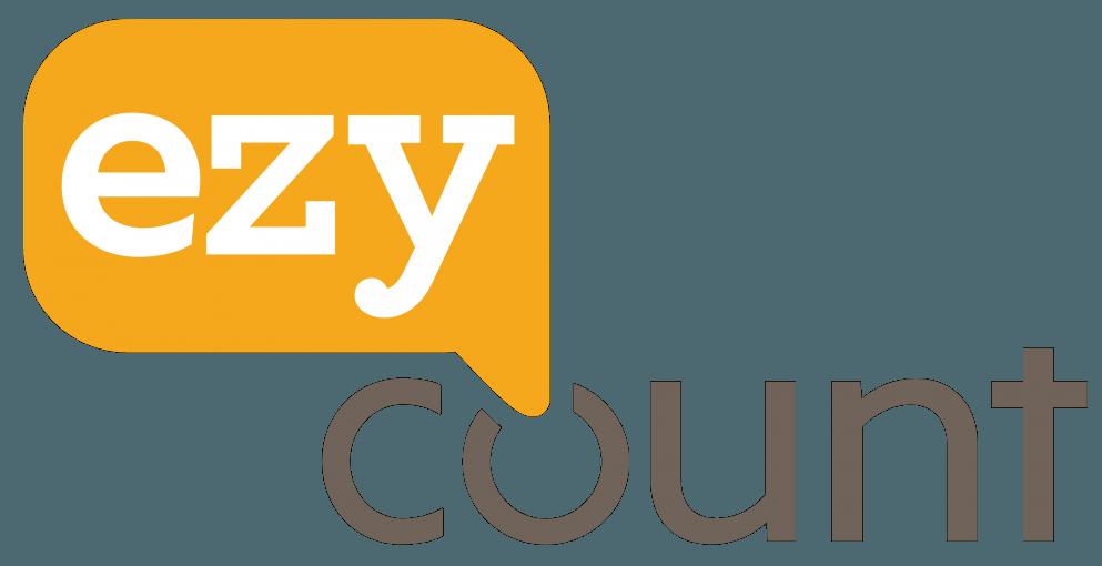 logo EZYcount transparent