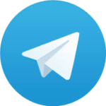 Telegram logo EZYcount channel