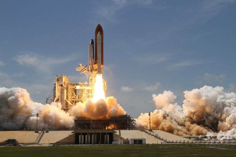 Start EZYcount rocket